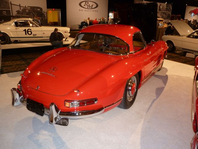 300 Sl Roadster at RM Auctions Scottsdale 2013