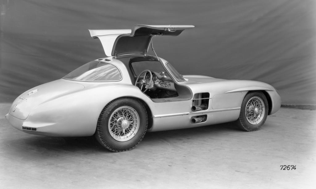 Uhlenhaut Coupe 1955