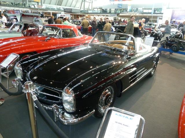 1962 Roadster at Kienle