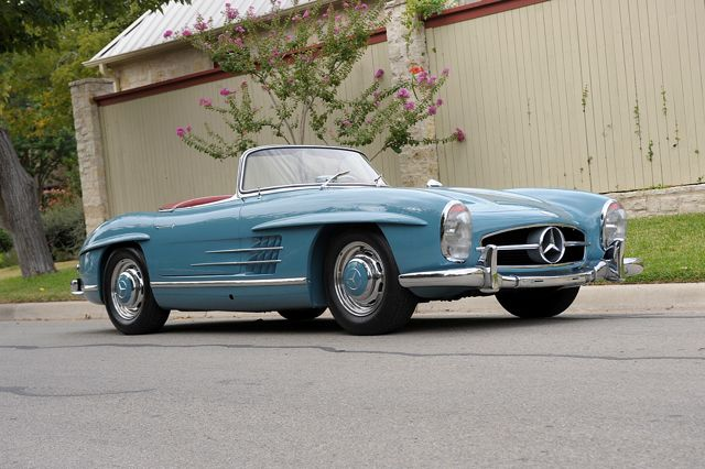 Medoim Blue 300 SL Roadster