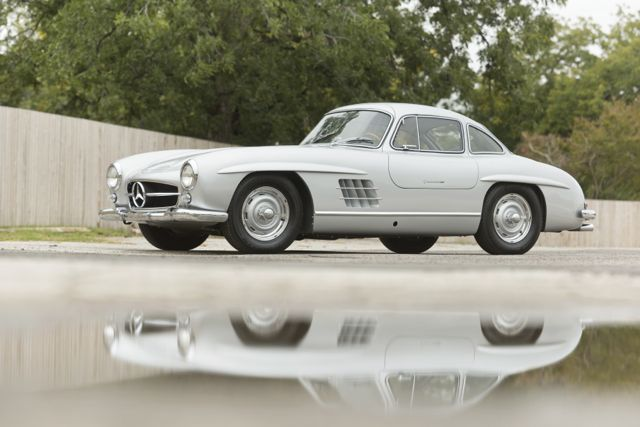 1955 GULLWing at RM Aucions Scottsdale ©RM Auctions