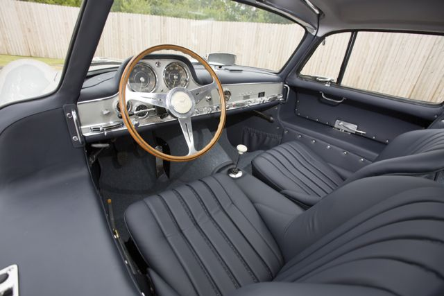 Interior with Roadster seats