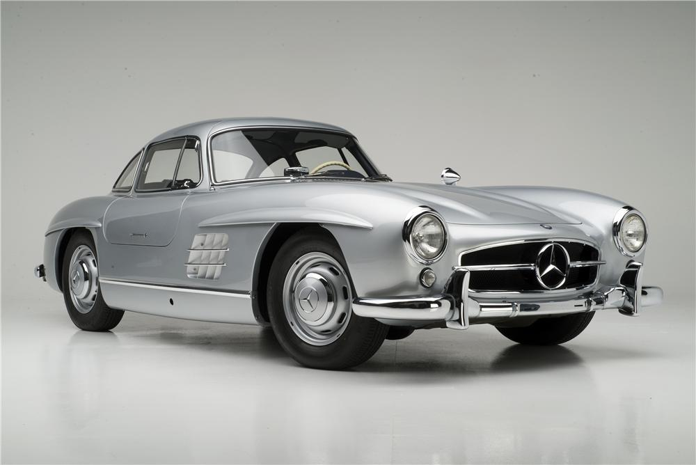 Mercedes benz 300sl internet portal web magazine for Mercedes benz gullwing 1955