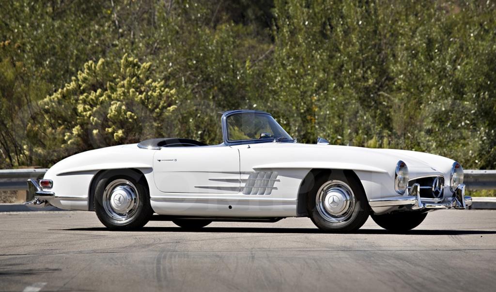 1959 300SL Roadster