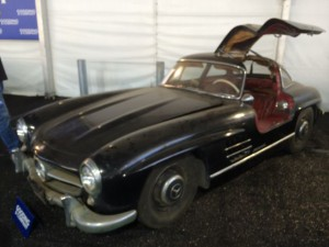 All original 300 SL Gullwing