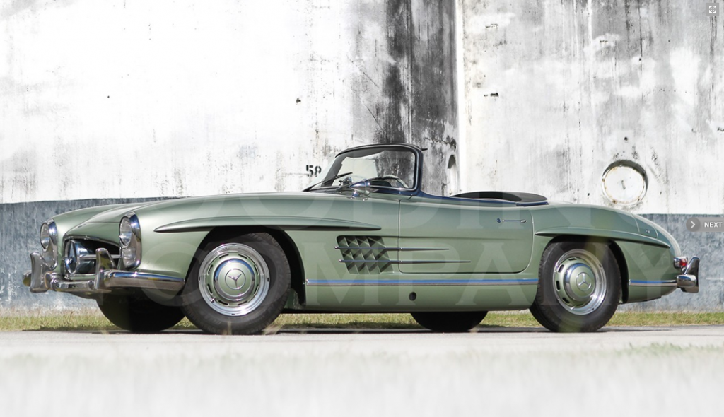 1957 Roadster