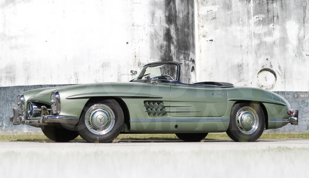 1957 Roadster