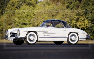 1962 Mercedes-Benz 300 SL  - 3060
