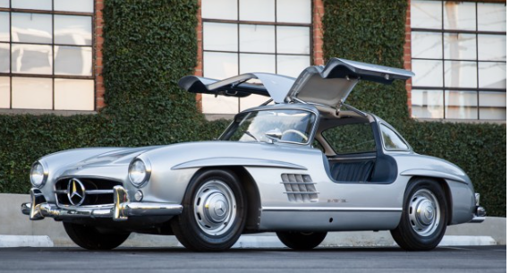 300 SL Coupe 4500101
